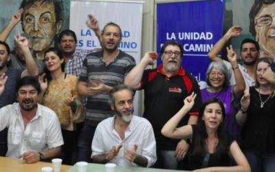 """Asume la CTA Ciudad y se inaugura """"la Casa"""": la unidad es el camino."""