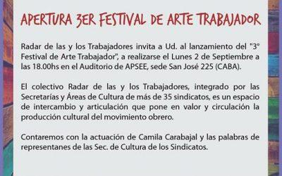 Festival de Arte Trabajador