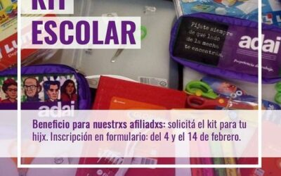 Kits Escolares 2021