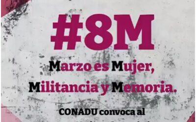 8M: Día Internacional de la Mujer Trabajadora